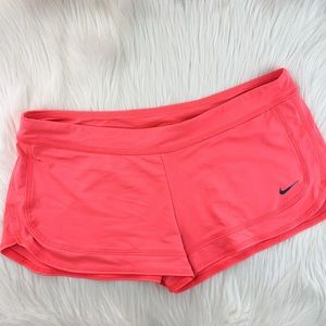 Nike Athletic Short Shorts